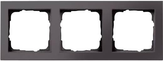 GIRA E2, Standaard 55 3-voudig Frame Antraciet 0213 23
