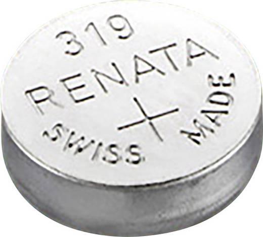 319 Knoopcel Zilveroxide 1.55 V 21 mAh Renata 1 stuks