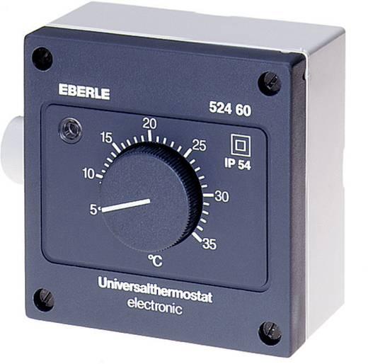 Universele thermostaat Opbouw Weekprogramma -15 tot +15 °C Eberle AZT-A 524 410