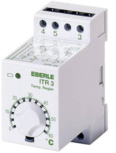 DIN-rail thermostaat Inbouw -40 tot 20 °C Eberle ITR-3 528 000