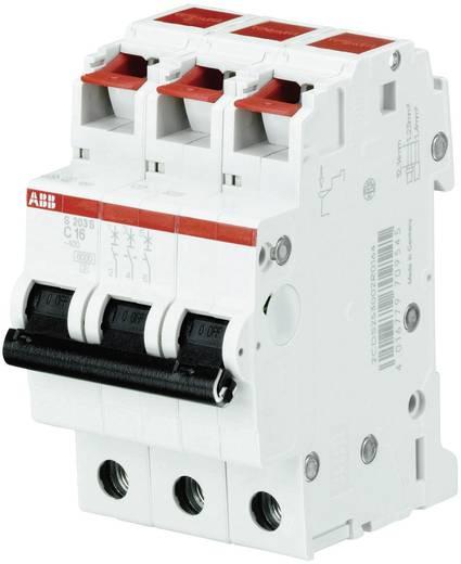 Zekeringautomaat 3-polig 6 A ABB 2CDS253002R0064
