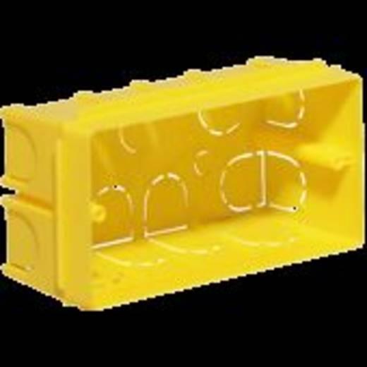 inbouwdoos Inbouwdoos voor apparatuur voor Amerikaanse/Italiaanse apparatuur 662 Geel