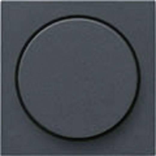 Dimmer GIRA System 55, Standaard 55, E2, Event, Event Clear, Event Opaque, Esprit, ClassiX Afdekking Antraciet 065028