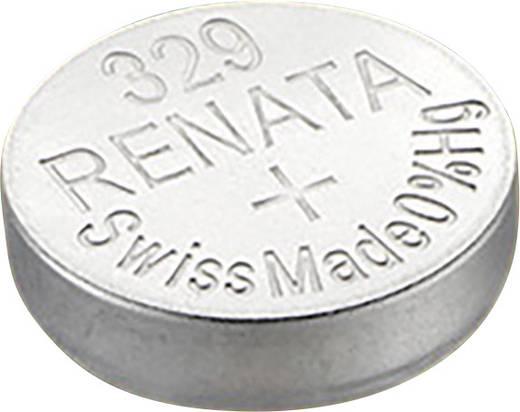 Renata SR731 Knoopcel Zilveroxide 37 mAh 1.55 V 1 stuks