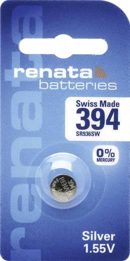 394 Knoopcel Zilveroxide 1.55 V 84 mAh Renata 1 stuks
