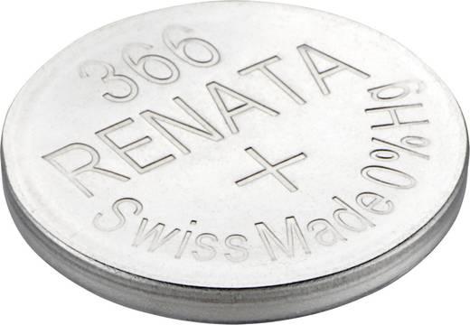 366 Knoopcel Zilveroxide 1.55 V 47 mAh Renata 1 stuks
