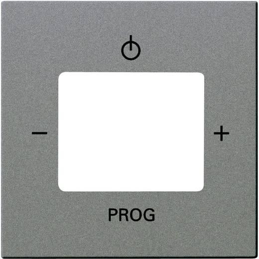 Busch-Jaeger 8252-803 Afdekking Inbouwradio Solo Grijs (metallic)