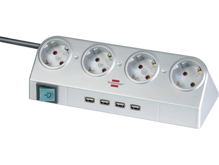 Brennenstuhl Desktop power Desktop Power 1.8 m Stuks 4