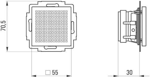 WHD Inbouw Luidspreker Wit 103-008-03-000-00