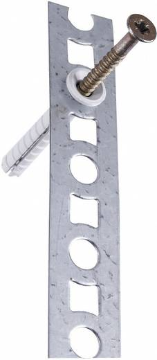 900.925 Montageband (l x b) 10000 mm x 12 mm 10 m Zilver