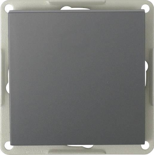 GAO Inbouw Kruisschakelaar Modul Zwart EFP100B