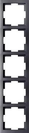 GAO 5-voudig Frame Modul Zwart EFT005black
