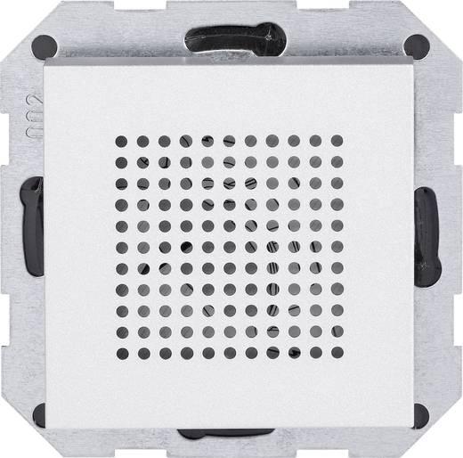 GIRA Inbouw Luidspreker System 55, Standaard 55 Aluminium 2282 26