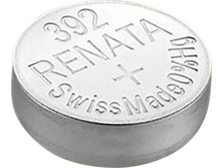 392 Knoopcel Zilveroxide 1.55 V 45 mAh Renata SR41adapté au courant fort 1 stuk(s)