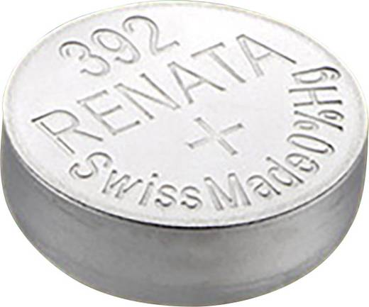 Renata SR41adapté au courant fort Knoopcel Zilveroxide 45 mAh 1.55 V 1 stuks