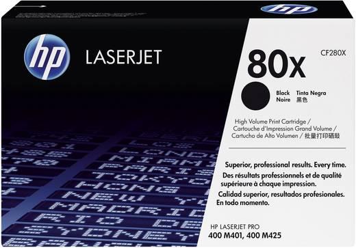 HP Tonercassette 80X CF280X Origineel Zwart 6900 bladzijden