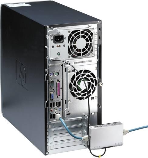 Phoenix Contact DT-LAN-CAT.6+ 2881007 Overspanningsbeveiliging (tussenstekker) Overspanningsbeveiliging voor: Verdeelka