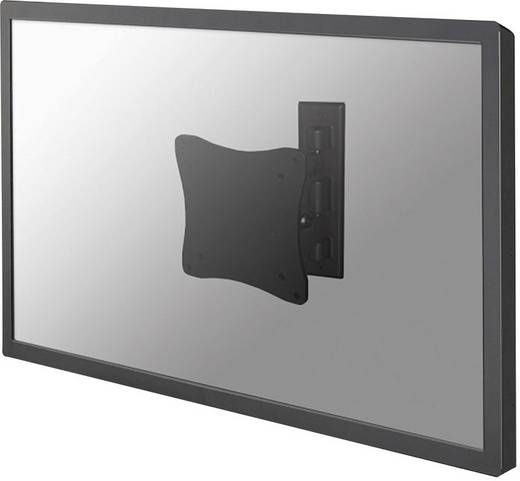 "Monitor-wandbeugel NewStar Products FPMA-W810BLACK 25,4 cm (10"") - 68,6 cm (27"") Kantelbaar en zwenkbaar"