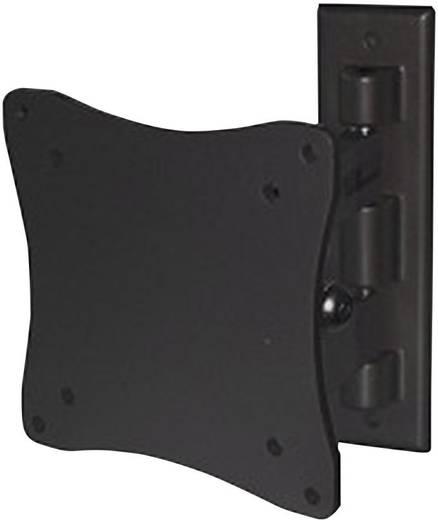 "NewStar Products FPMA-W810BLACK Monitor-wandbeugel 25,4 cm (10"") - 68,6 cm (27"") Kantelbaar en zwenkbaar"
