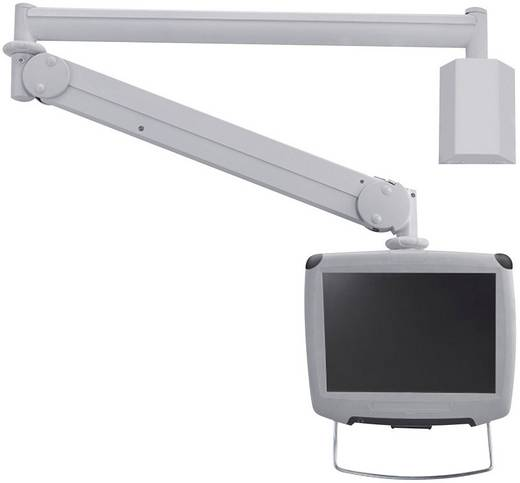 """NewStar TV-wandhouder """"FPMA-HAW100"""" voor medische werkruimten 25,4 - 61 cm (10"""" - 24"""") wit"""