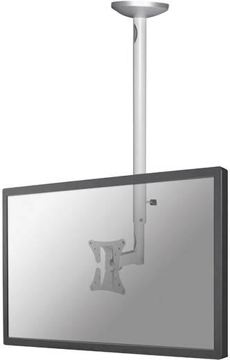 """NewStar Products FPMA-C050SILVER TV-plafondbeugel 25,4 cm (10"""") - 76,2 cm (30"""") Kantelbaar en zwenkbaar"""