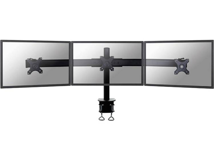 Monitor-tafelbeugel NewStar FPMA-D700D3 25,4 cm (10) - 68,6 cm (27) Zwenkbaar, Roteerbaar 3-voudig