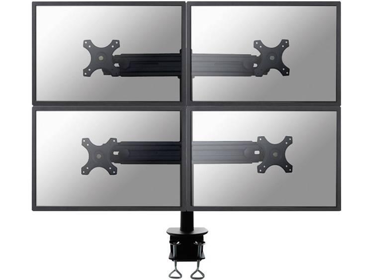 Monitor-tafelbeugel NewStar FPMA-D700D4 48,3 cm (19) - 76,2 cm (30) Kantelbaar en zwenkbaar, Roteerbaar 4-voudig