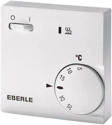 Kamerthermostaat Opbouw Dagprogramma 5 tot 30 °C Eberle RTR-E 6202