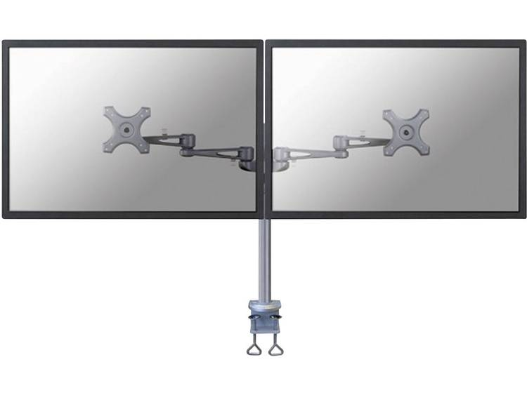 Monitor-tafelbeugel NewStar FPMA-D935D 25,4 cm (10) - 68,6 cm (27) Kantelbaar en zwenkbaar, Roteerbaar 2-voudig