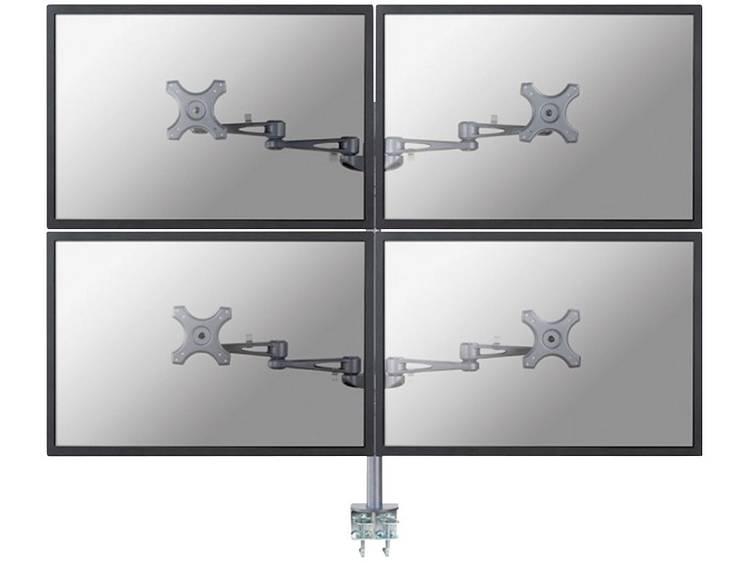 Monitor-tafelbeugel NewStar FPMA-D935D4 25,4 cm (10) - 68,6 cm (27) Kantelbaar en zwenkbaar, Roteerbaar 4-voudig