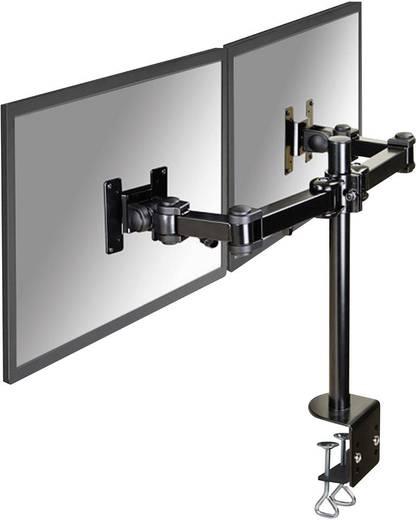 """Monitor-tafelbeugel NewStar Products FPMA-D960D 25,4 cm (10"""") - 68,6 cm (27"""") Kantelbaar en zwenkbaar, Roteerbaar 2-voud"""