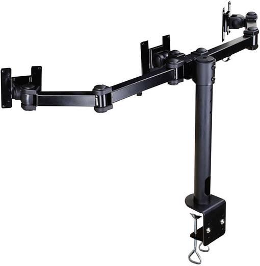 """Monitor-tafelbeugel NewStar Products FPMA-D960D3 25,4 cm (10"""") - 54,6 cm (21,5"""") Kantelbaar en zwenkbaar, Roteerbaar 3-v"""