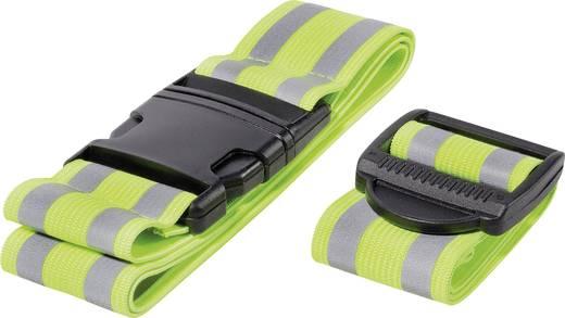 Reflectorband Lifetime Sicherheits-Set gelb