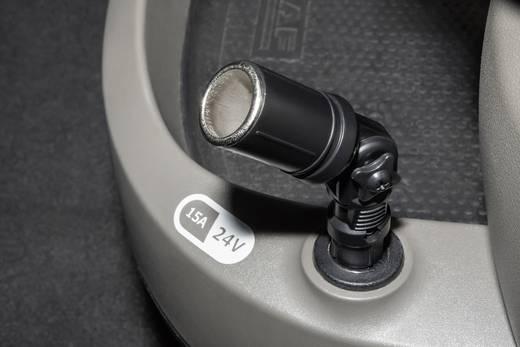 Aansluiting-adapter 12/24V Stroombelasting (max.): 8 A Geschikt voor (details) Sigarettenaansteker en normaal