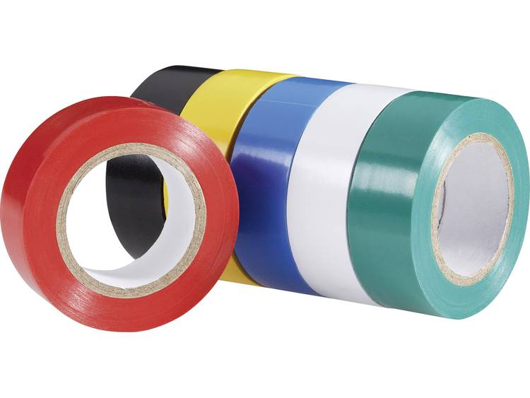 Isolatietape 40285 (l x b) 10 m x 15 mm