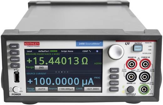 Keithley SourceMeter Labvoeding, regelbaar -200 - 200 V/DC 0.1 - 1 A 20 W GPIB, USB, LAN, LXI Programmeerbaar Aantal uit