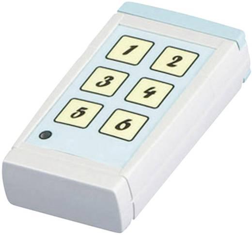 6-kanaals afstandsbediening 18008 Zendfrequentie 433 MHz Bereik max. (in het vrije veld) 300 m Schakelvermogen 230 V/50