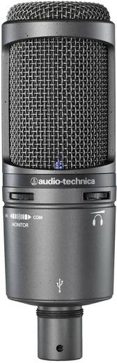 Audio Technica AT2020USB+ USB-studiomicrofoon Kabelgebonden