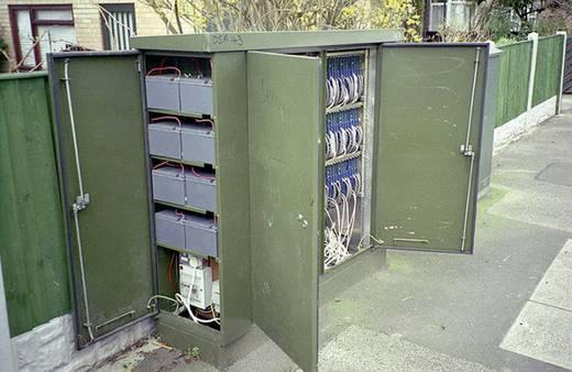 GNB Sonnenschein NGA5120002HS0SA Loodaccu 12 V 2 Ah A512/2 S Loodgel (b x h x d) 179 x 65 x 35 mm Kabelschoen 4.8 mm Onderhoudsvrij, VDS-certificering