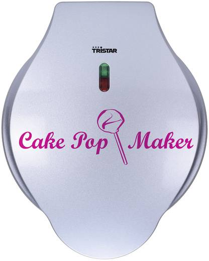 Tristar Cake-Pop-maker Cakepop maker Zilver