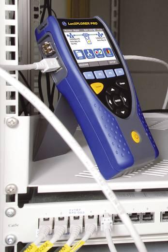 IDEAL Networks LanXPLORER PRO Inline netwerktester, kabeltestapparaat, kabeltester <b