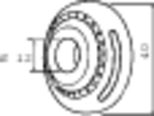 Kaiser Nienhaus Contralager + kogellagerinzet voor rolluiken 620078