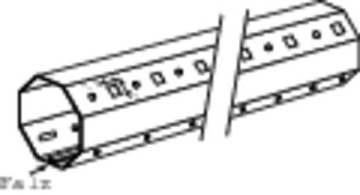 Kaiser Nienhaus Acht kantige stalen as SW60 voor rolluiken 620091