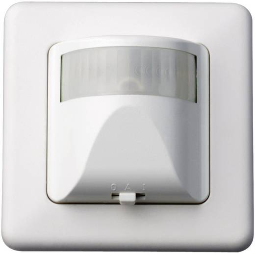 Inbouw PIR-bewegingsmelder Kopp 8058.1301.0 180 ° Triac Wit IP20
