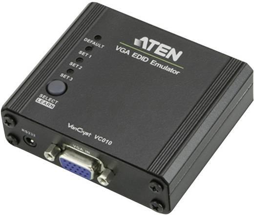 VGA Adapter [1x VGA bus - 1x VGA bus] Zwart ATEN