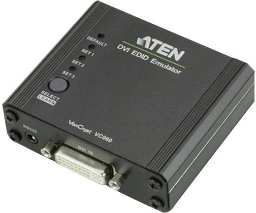 DVI Adapter [1x DVI-bus 24+5-polig - 1x DVI-bus 24+5-polig] Zwart ATEN