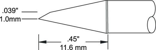 OKI by Metcal SFP-DRH610 Soldeerpunt Potloodvorm Grootte soldeerpunt 1 mm Lengte soldeerpunt 11.6 mm