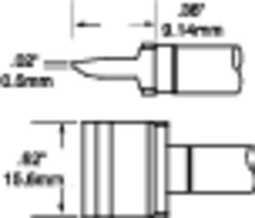 OKI by Metcal RFP-BL2 Soldeerpunt Potloodvorm Grootte soldeerpunt 0.5 mm Lengte soldeerpunt 9.14 mm