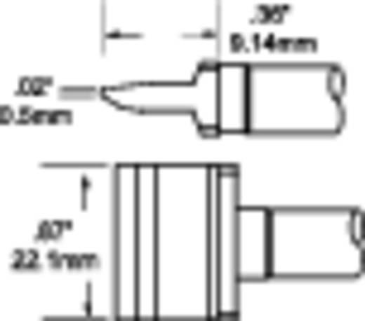 OKI by Metcal RFP-BL3 Soldeerpunt Potloodvorm Grootte soldeerpunt 0.5 mm Lengte soldeerpunt 9.14 mm