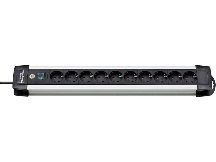 Brennenstuhl Premium-Alu-Line 10-ports